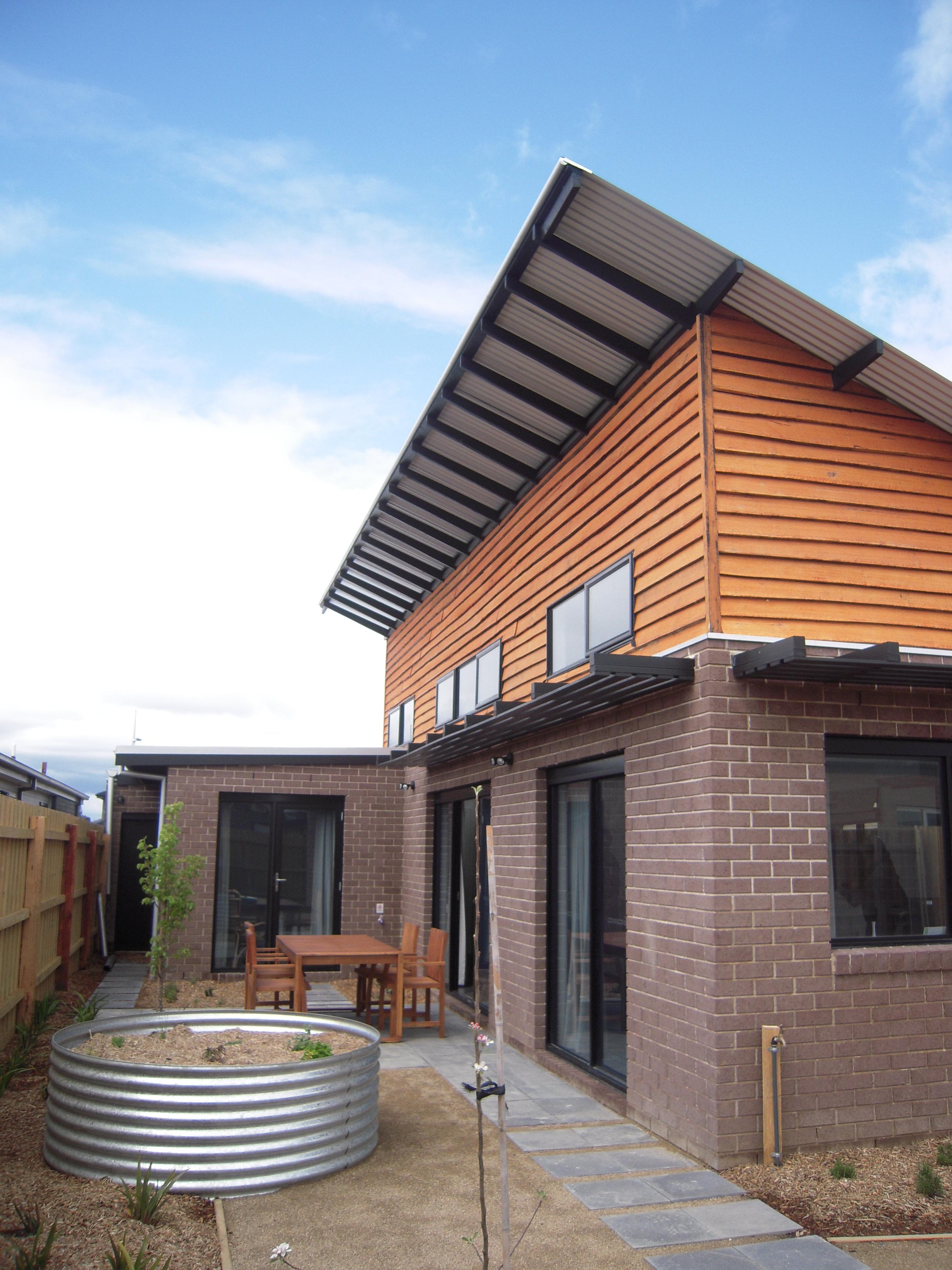 Terre de vert habitat 21 un projet grande chelle for Pare soleil exterieur maison
